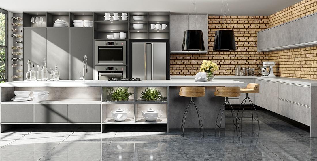 Cozinha-Concreto-DIMARE